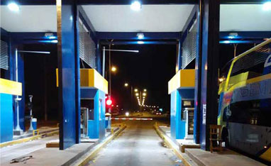 Bolivia Toll Station Project